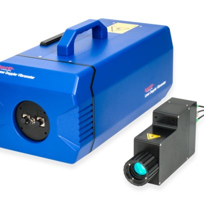Vibrometru laser single point